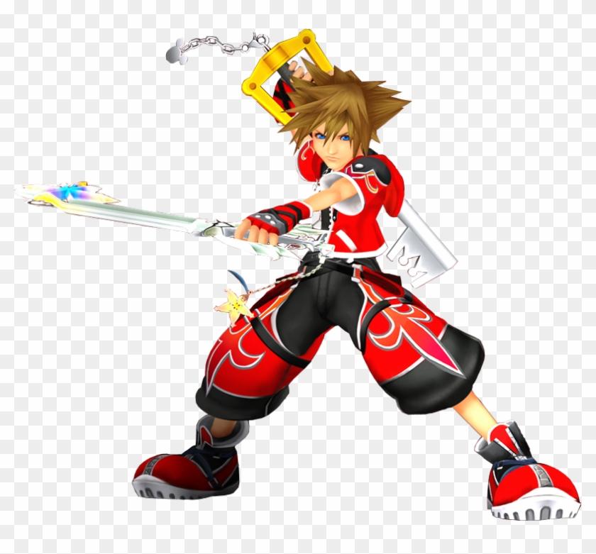 Radical Aptitude - Kingdom Hearts 2 Sora #296915