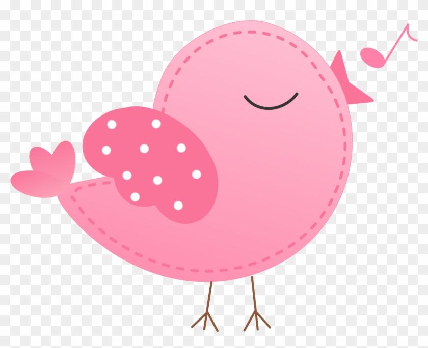 Passarinhos - Bird2 - Minus - Passarinho Jardim Encantado Png #296955