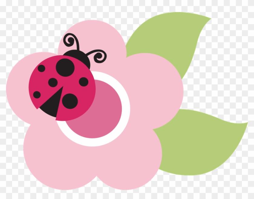 Joaninha - Minus - Ladybug On Flower Throw Blanket #296966