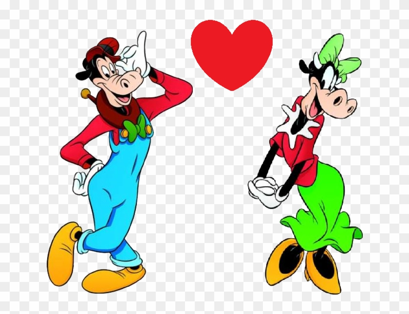 Is goofy dating clarabelle
