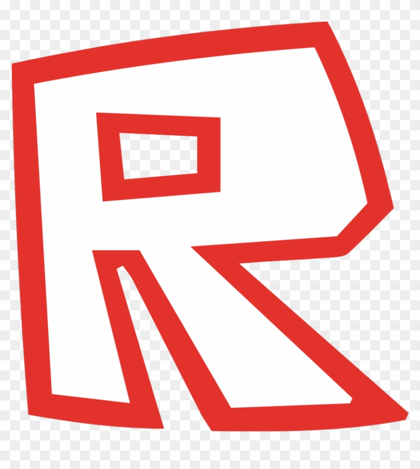 Roblox R Logo R T Shirt Custom Free Transparent Png Clipart