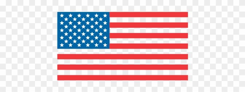 American Flag Logo Vector #297480