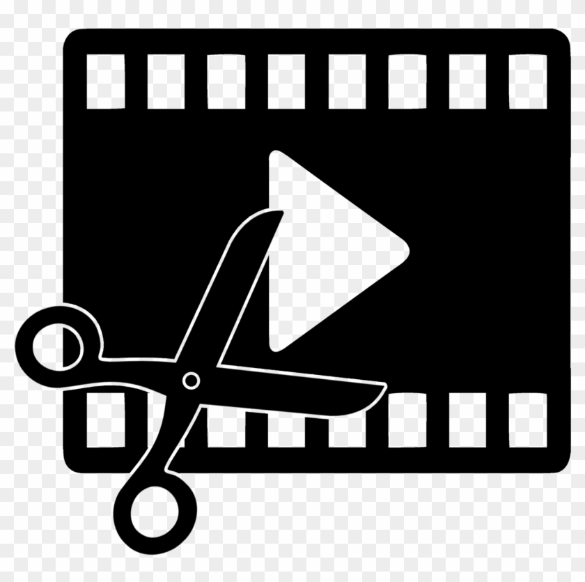 Editingsoftware Clipart Video Production Video Editing Icon Png