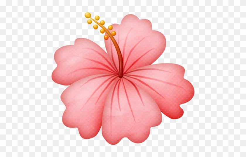 Ladylony Альбом «скрап-наборы / Beach Girls» На Яндекс - Beach Flowers Clip Art #297898