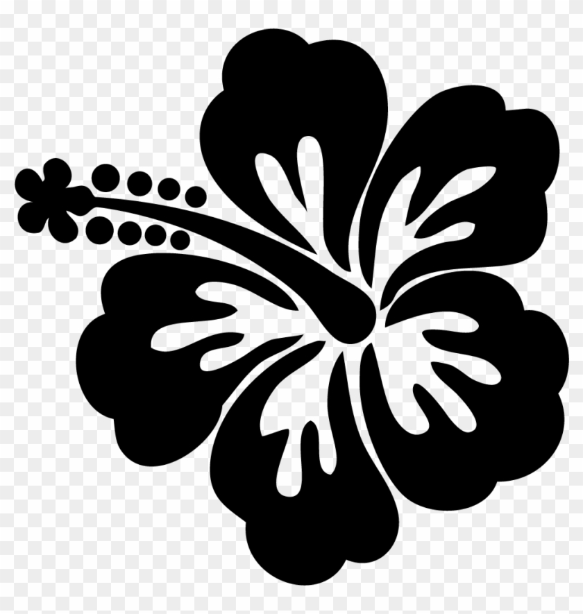Hawaiian Flower Drawing Clipart Hawaiian Flower Free Transparent