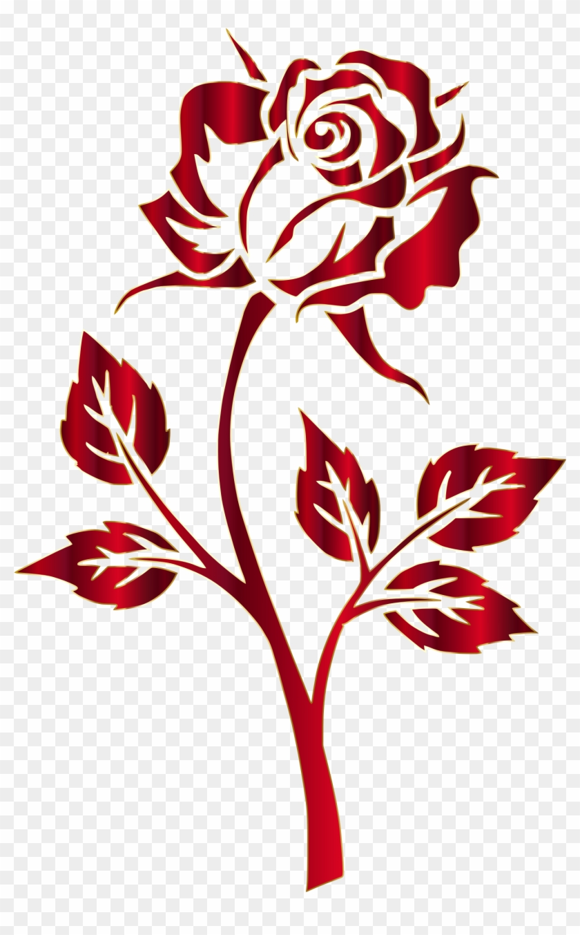Red Rose Transparent Png Clipart Rose Images Without Background