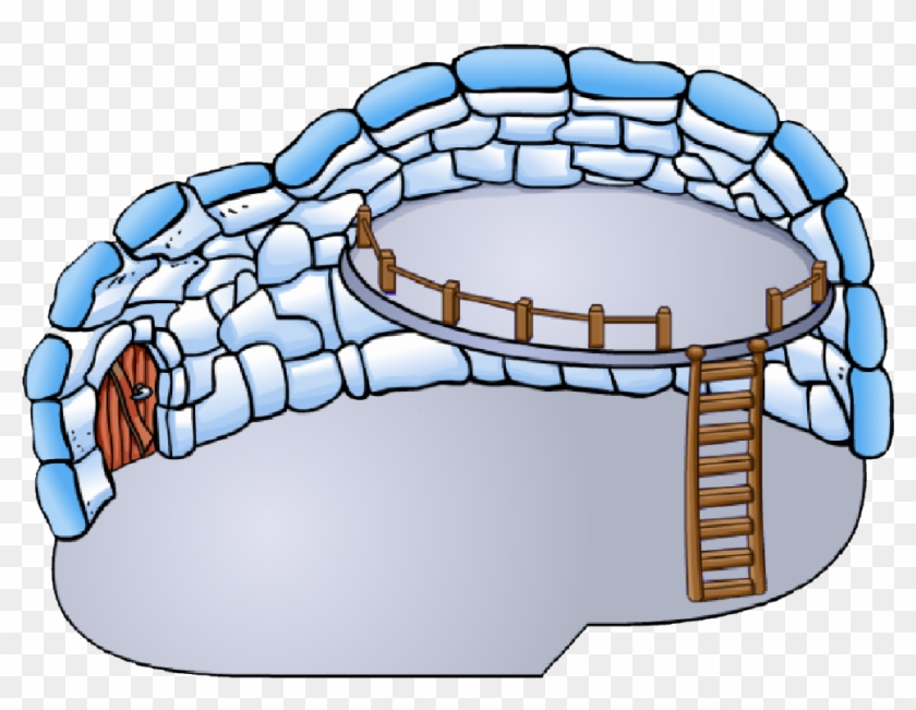 Igloo Png Photos - Club Penguin All Igloos #298568