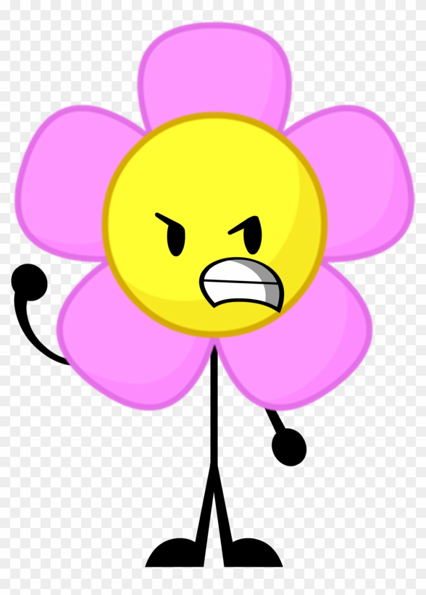 Flower - Battle For Dream Island Flower #299008