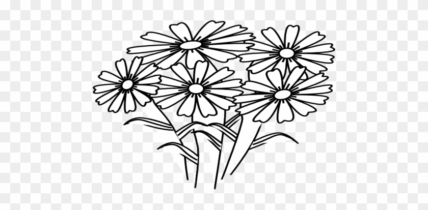 Books Coloring Medium Size Flower Coloring Pages For - Coloring Book Flowers #298990