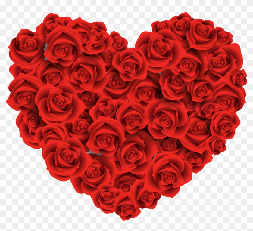 Roses Clip Art Good Morning My Valentine Free Transparent Png