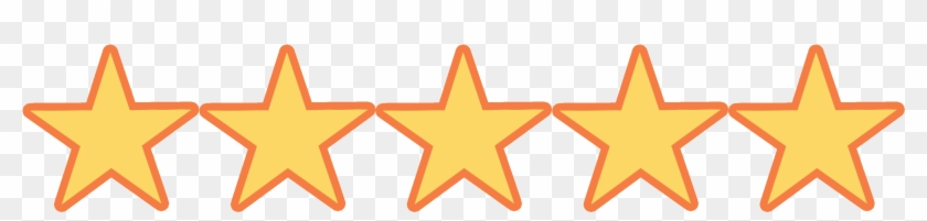 Best Chore/incentive Chart Ever - 5 Stars Transparent Background #299140