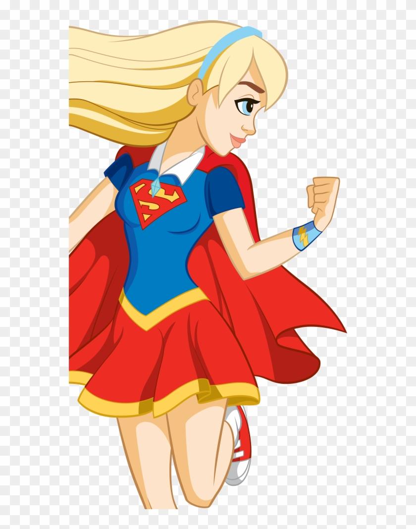 Dc Super Hero Girls-flight School - Dc Super Hero Girls Party Supplies And Balloons #299899