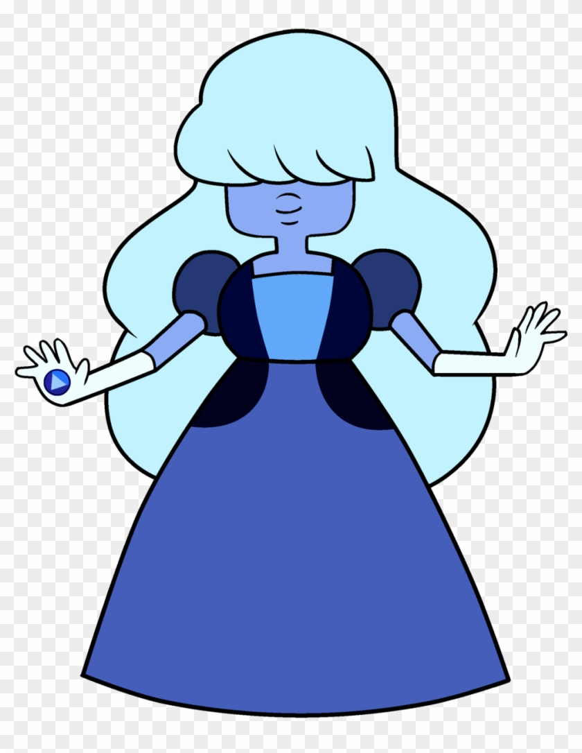 The Form From Three Gems And A Baby Sapphire Forms Steven Universe