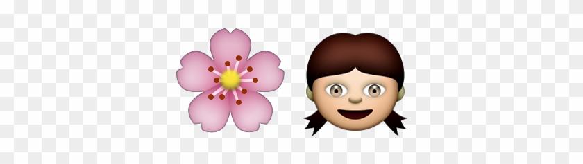 Flower Girl Emoji Flower Girl Emoji Meanings Emoji - Baby