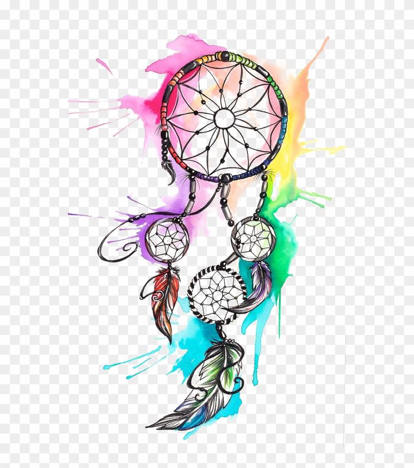 https://www.clipartmax.com/png/middle/57-579456_dreamcatcher-tattoo-clip-art-watercolor-dreamcatcher.png