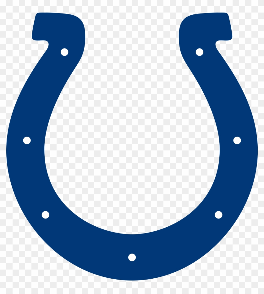 1000px-indianapolis Colts Logo - Indianapolis Colts Logo Png #300409