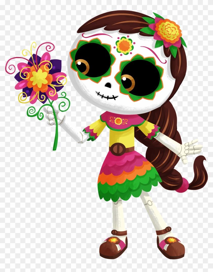 Dia De Los Muertos - Dia De Los Muertoons #300473