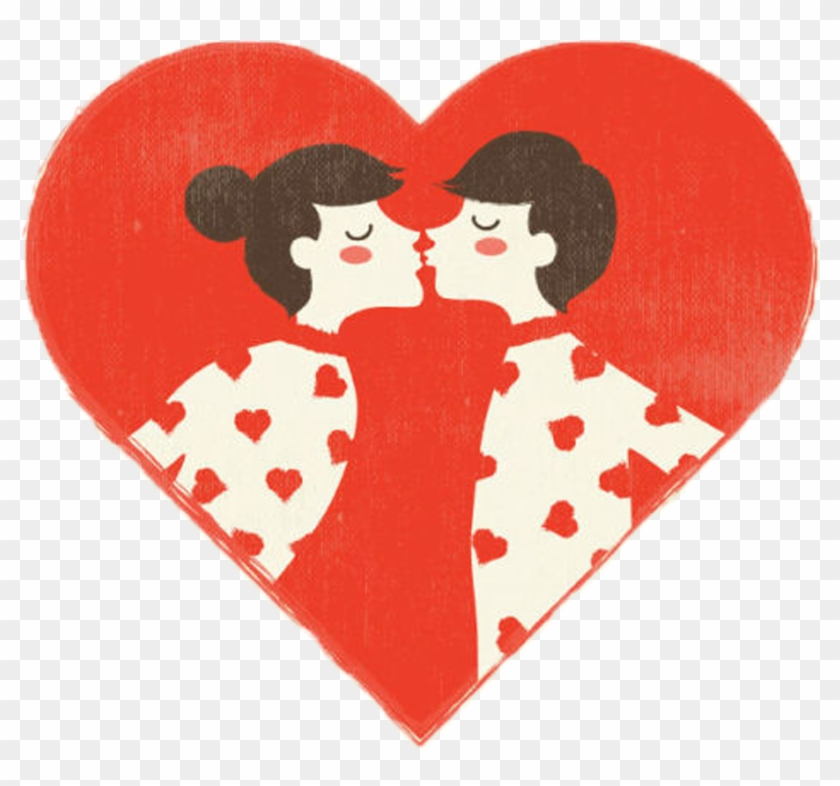 International Kissing Day Happiness Valentines Day Happy