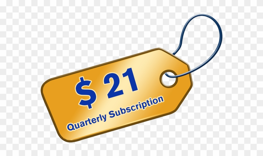 Quarterly Subscription Only $21 - Tony Brown's Journal #301420