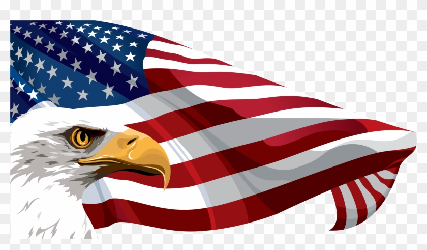 Free American Flag Clip Art Wikiclipart Wikiclipart American Flag