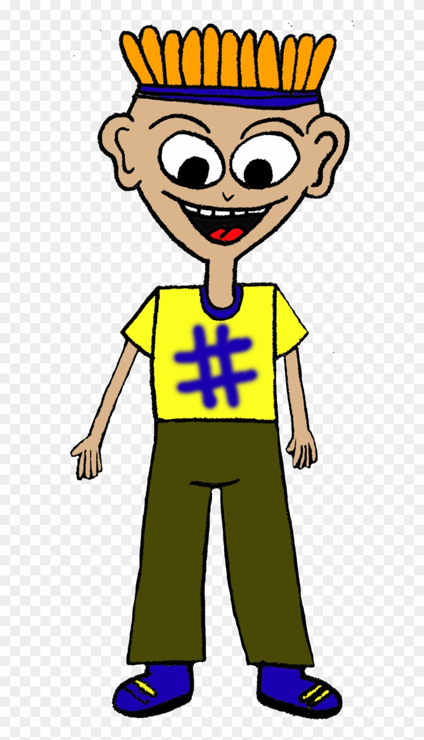 Smiling Cartoon Boy By Maryoom7 On Clipart Library - Cartoon #302007