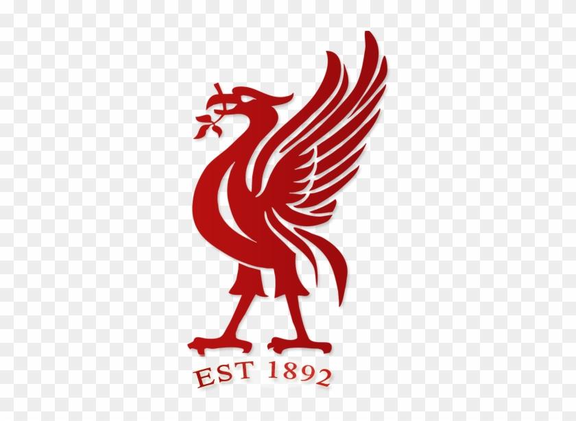Lambang 'liver Bird' Kembali Berada Di Dalam Tameng - Dream League Soccer Logo Liverpool #302061