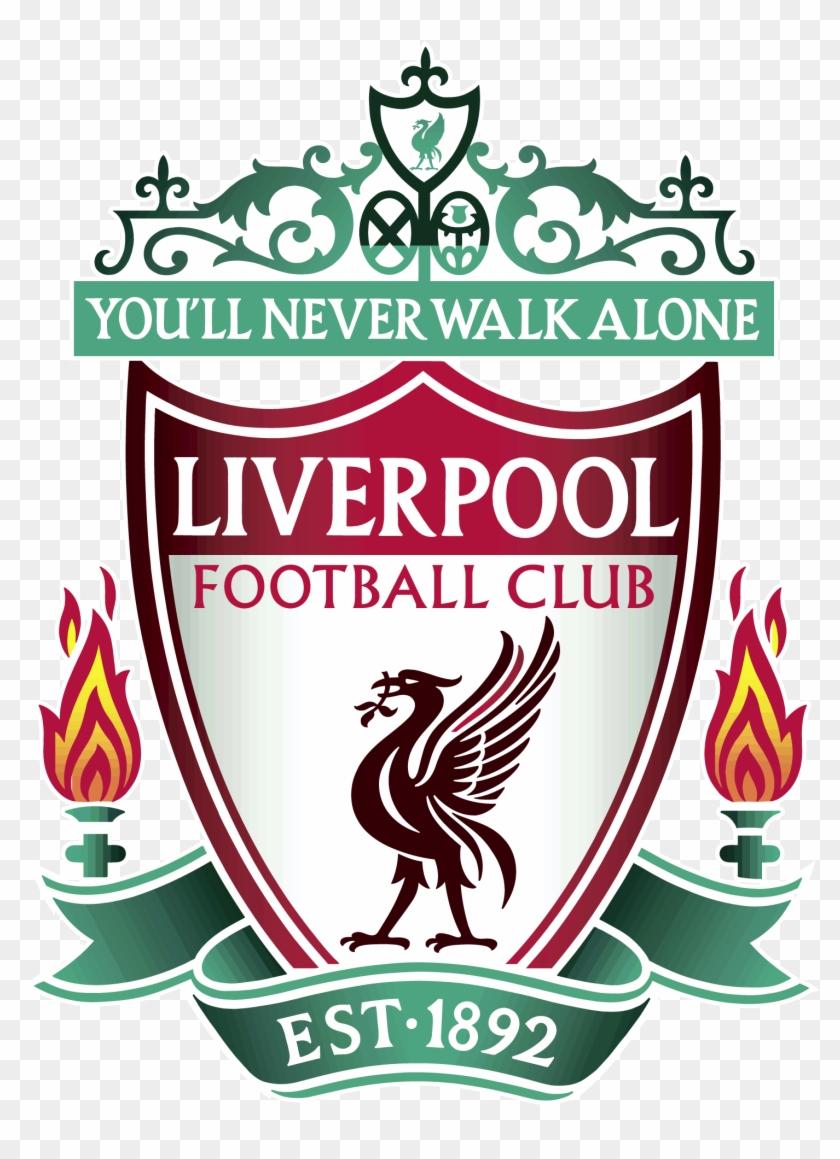 Liverpool Logo - Dream League Soccer Liverpool Logo #302070