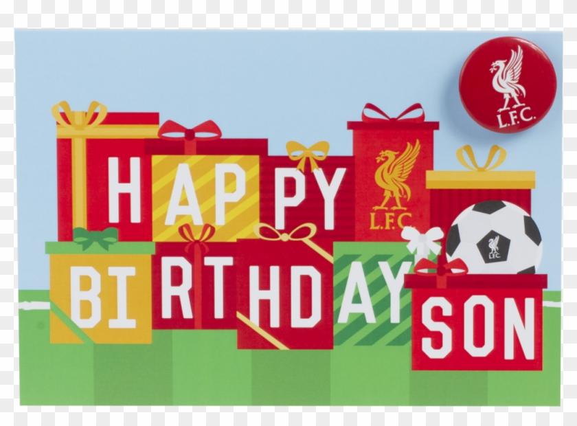 L - F - C - Liverpool Fc Happy Birthday #302079