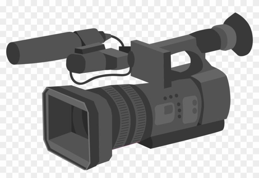 Video Camera Clipart - Video Camera Clipart #302278