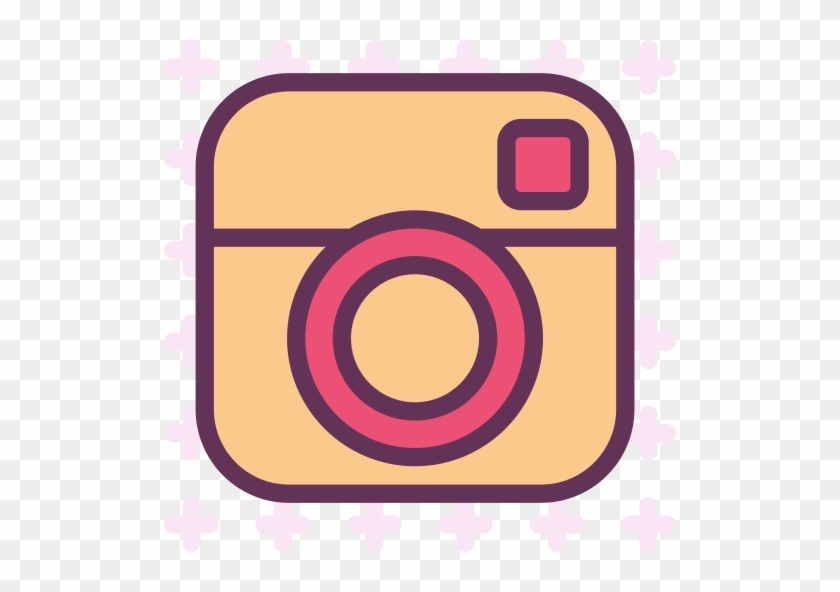 Instagram, Social, Network, Brand, Logo Icon - Logo #303075