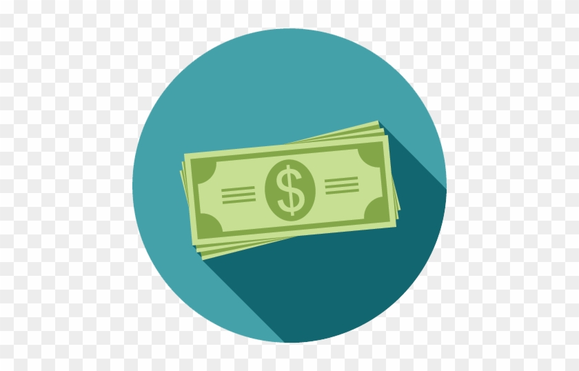 Our Non-profit Status Means Lower Fees For You - Money Bills Icon Vector #303209