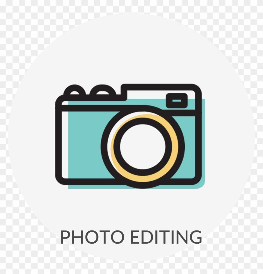 Photo Editing Via Photoshop Photo Editing Via Picmonkey - Circle #303237
