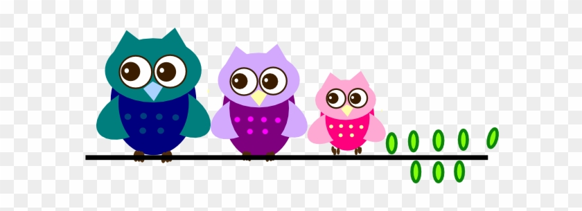 26 Owl Sitting On Tree Clipart Images And Graphics - Owls On A Branch Clipart #303448