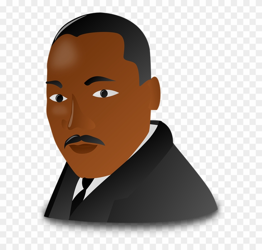Animated Martin Luther King Clipart Martin Luther King Jr Clip Free Transparent Png Clipart Images Download