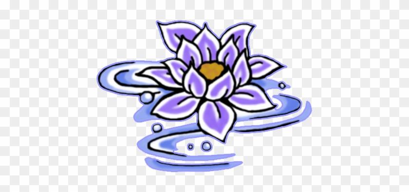 Tribal Lotus Flower Tattoo Lotus Tattoo Design Free Transparent