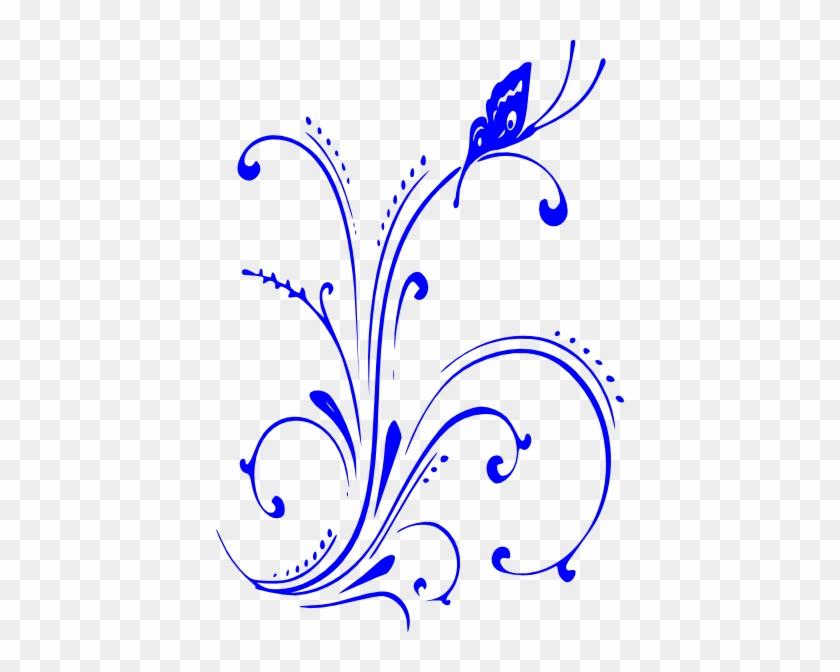 royal blue wedding border design free transparent png