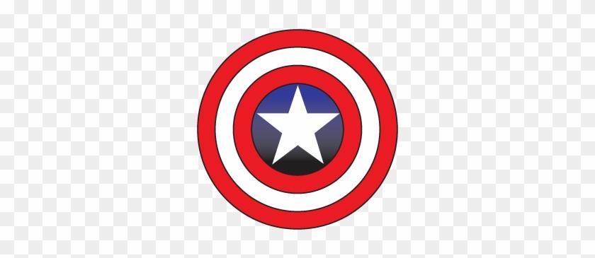 Marvel Shield Logo Vector