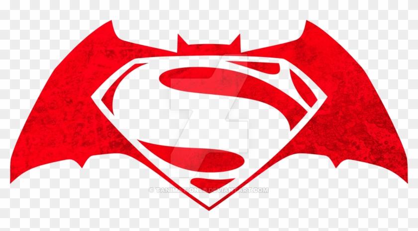 Batman V Superman Official Logo By Tanimationlb