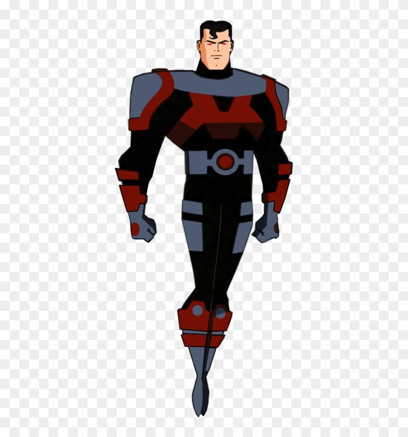 Superman Flying By Alexbadass - Superman Armor Deviantart #305071
