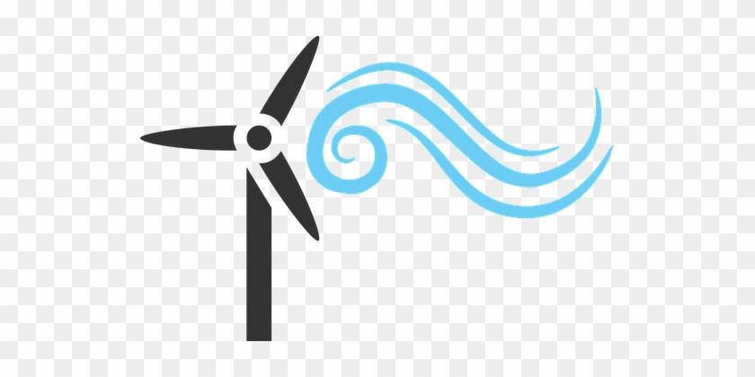 Wind Energy Renewable Energy Wind Power En - Energy Minimal Transparent Clipart #305232