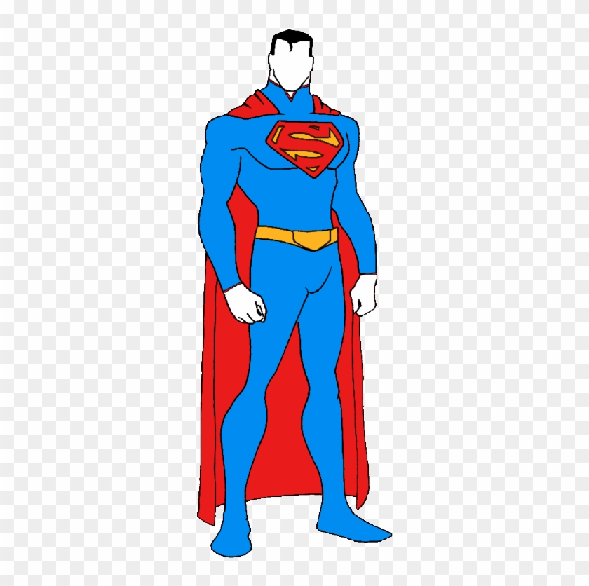 Other Popular Clip Arts - Superman Outfit Clip Art #305291
