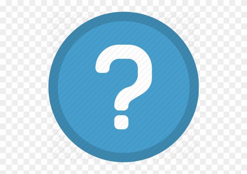 Question Mark Button - Question Mark Icon Png #305423