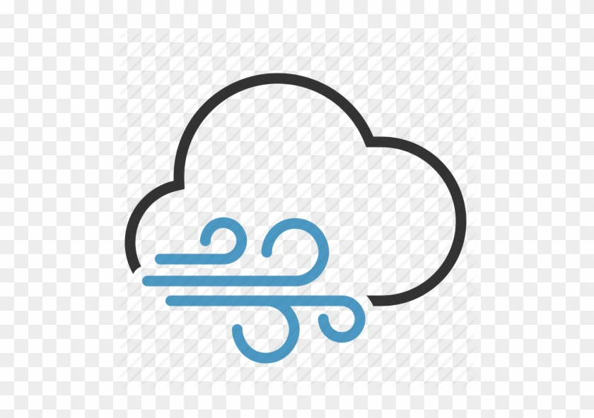 Weather Symbols Clip Art Sun And Wind Icon Free Transparent Png