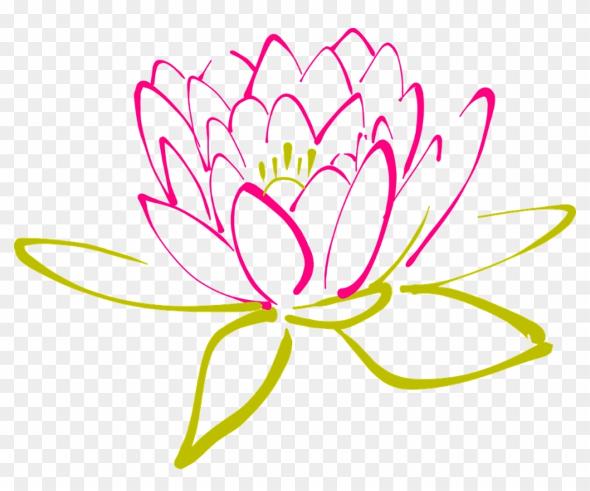 Flower Vector Png 16 Buy Clip Art Abstract Lotus Clipart Free