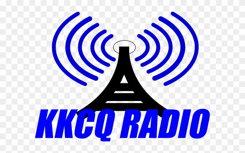 Kkcq Radio Logo Clip Art At Clker - Radio #305719