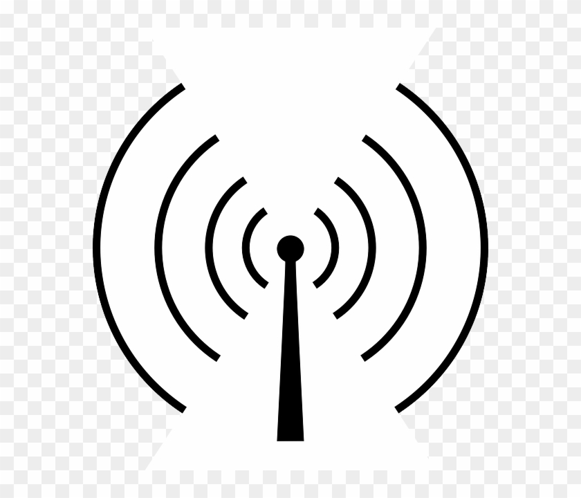 Funk, Radio System, Antenna Mast - Radio Antenna Clipart - Free