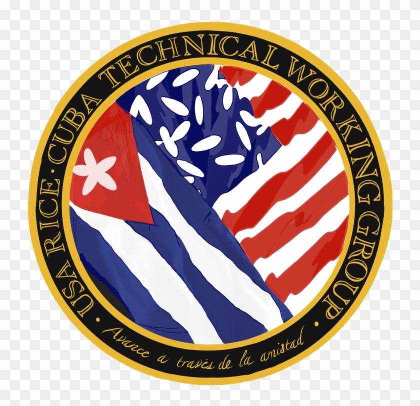 Usa Rice/cuba Logo 2016 Adobe Photoshop - Graphic Design