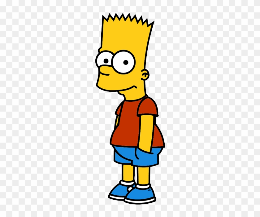 About - Bart Simpson #307002