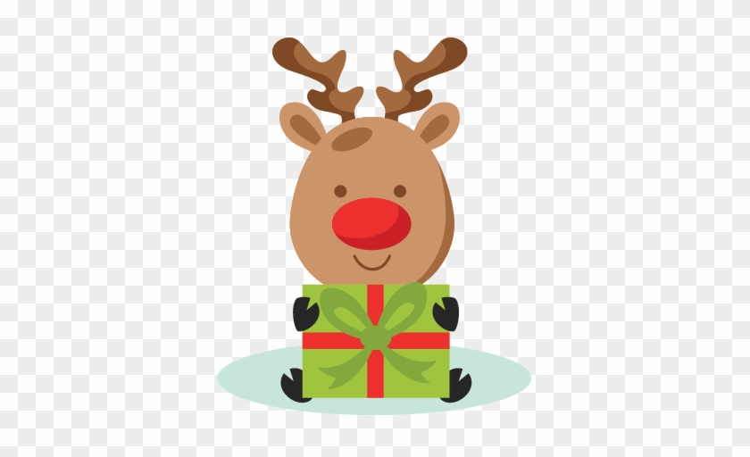 Christmas Eve Santa Set Svg Scrapbook Cut File Cute - Digital Scrapbooking #307130