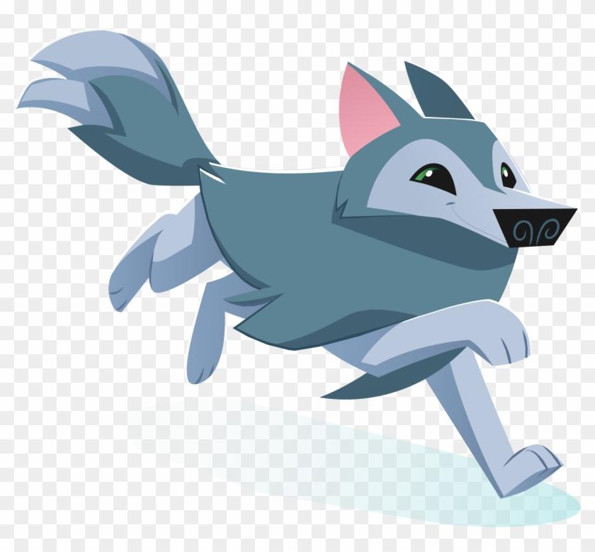 273 × 240 Pixels - Animal Jam Snowflake Arctic Wolf #307444